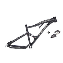 Titus El Guapo Frame with Cane Creek Double Barrel Air Shock