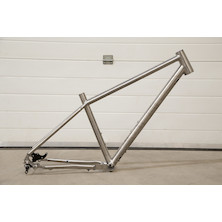 Titus Mutsu Titanium Hardtail Expedition Frame