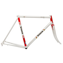 VINER RECORD Steel Road Frame