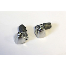 Dura Ace 7900 TT Style Frame Mount Gear Cable Barrel Adjusters (Pair)