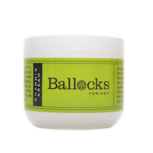 Chomper Body Ballocks Mens Chamois Cream