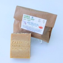 Caria Natural Goats Milk Lavendar Honey Soap Bar