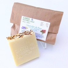 Caria Natural Lavendar Pine Bar Soap