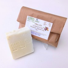 Caria Natural Olive Oil Castile Soap Bar