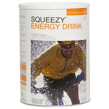 Squeezy Sports Nutrition Energy Drink