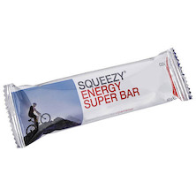 Squeezy Sports Nutrition Energy Super Bar 50g