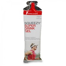 Squeezy Sports Nutrition Super Drink Gel 60ml  Box of 12