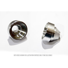 Planet X EXO3 Headset Compression Bung/Steerer Extenstion(for Use With The Replacement Alloy Stem)