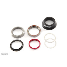 Selcof Integrated Cartridge Bearing Headset For Straight 1 1/8th Fork Steerer