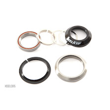 "Selcof Integrated Cup Angular Contact Cartridge Bearing V2 Headset For Tapered 1"" 1/8th  1.5"" Fork Steerer"