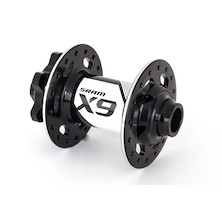 SRAM X9 6 Bolt Disc 32 Hole Front Hub