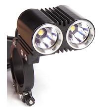 Cree 1560 Lumens XM-L LED BL800F Bike Light Kit