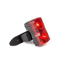 Jobsworth Alphard USB Rechargable 0.5 Watt 2 LED Rear Light