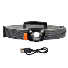 Jobsworth On Me Head Headtorch 600 Lumen