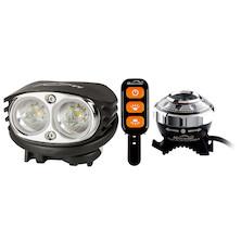 Magicshine MJ880RT 2000 Lumen LED Remote Controlled Bicycle Light Set