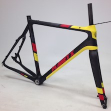 Planet X Pro Carbon XLS Cyclo Cross Frameset / 59cm / Flanders V2 / Paint Chips