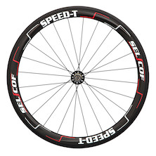 Selcof Speed-T Carbon Rear Wheel