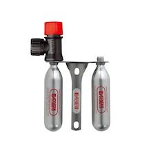 Barbieri Co2 Pump Kit For Bottle Cage Mount