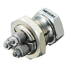 Hozan C-707-13 Replacement Head For Spoke Thread Chaser