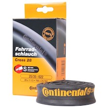 Continental Cross 28 Inner Tube