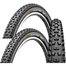 Continental Mountain King II Folding Tyre