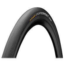 "Continental Sport Contact II 26"" Wired Tyre"