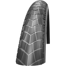 Schwalbe Big Apple LiteSkin Kevlar Guard Folding Tyre