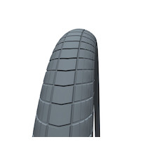 Schwalbe Big Apple Kevlar Guard Wired Tyre