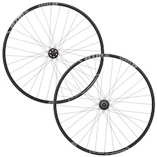WTB Frequency CX I19 Rim On Selcof Pro Disc Hubs