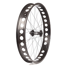 On-One Emmental Rim with El Guapo Pro Hub Front Fat Bike Wheel