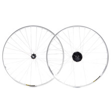 Shimano Alfine 8spd Disc Wheelset