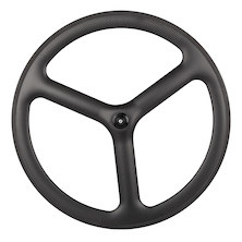 Planet X Time Trial / Triathlon Tri Spoke Carbon Aero Front Wheel