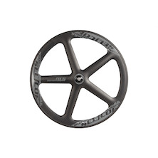 Selcof Ultra 0.5 Five Spoke Carbon Aero Track Front Wheel