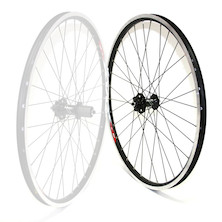 SRAM 506 Race MTB Front Wheel On Mach 1 MX V Rim