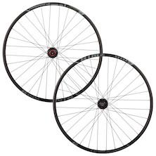 WTB Frequency CX On Planet X CX Disc Hub Cyclo Cross Wheelset