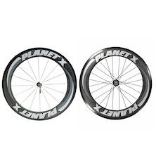 Planet X Pro Carbon 82/82 Wheelset