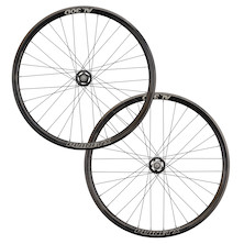 Planet X AL30 D Track Wheelset With Anodized Braking Surface