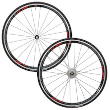 Planet X AL30 Wheelset Including Maxxis Fuse Tyres And Tubes