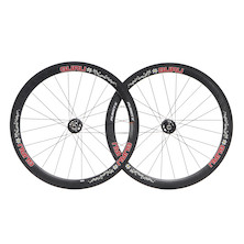 Planet X Guru Pro Carbon Wheelset Track