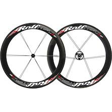 Rolf Prima TDF60SL Carbon Tubular Wheelset