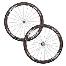 Selcof Speed-T Carbon Tubular Wheelset