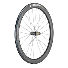 Token Prime Konax Pro 52mm Carbon All-Road 700c Disc Wheelset