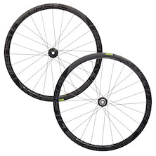 Ursus TS37 Carbon Disc Tubular Wheelset