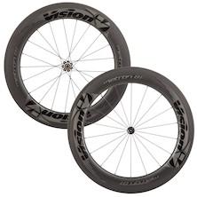Vision Metron 81 Carbon Clincher Road Wheelset