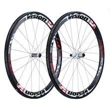 FSA Vision Trimax Carbon TC50 Tubular Wheelset