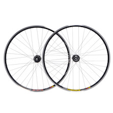 Weinmann DPX on Fixed-Free Miche Pr1mato Track Wheelset