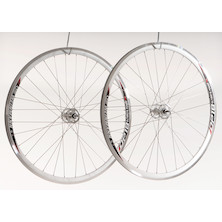 Weinmann DP18 on Fixed-Free Miche Pr1mato Track Wheelset