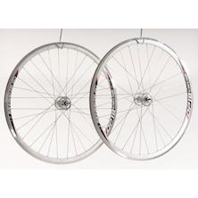 Weinmann DP18 on Fixed-Free Miche Pr1mato Track Wheelset