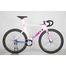 Planet X Koichi San 1 / Medium / Pink / 50/50 Carbon Track Wheels / Used
