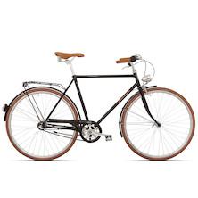 233 - Cobran Veloce Mens Vintage Bicycle / 54cm / Black